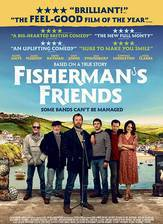 Fisherman's Friends movie cover