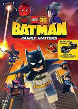 LEGO DC: Batman - Family Matters movie cover