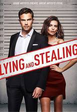 Lying and Stealing movie cover