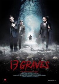 13 Graves main cover