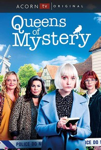 Queens of Mystery movie cover