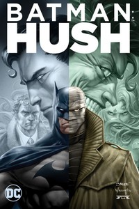 Batman: Hush main cover