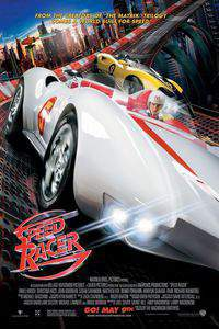 Speed Racer main cover