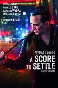 A Score to Settle main cover