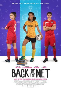 Back of the Net main cover