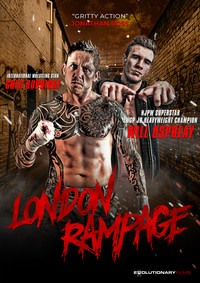 London Rampage main cover