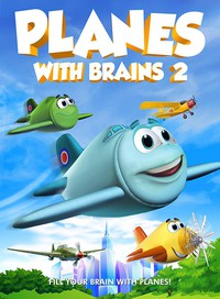 Planes with Brains 2 main cover