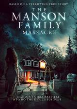 The Manson Family Massacre movie cover