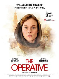 The Operative main cover