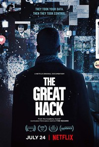 The Great Hack main cover