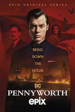 pennyworth movie cover