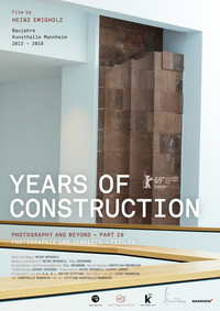 Years of Construction main cover