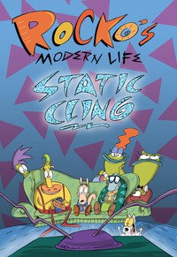 Rocko's Modern Life: Static Cling main cover