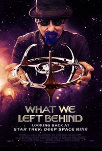 What We Left Behind: Looking Back at Deep Space Nine main cover