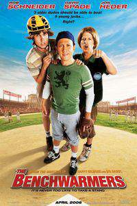 The Benchwarmers main cover