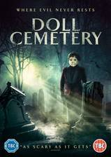 Doll Cemetery movie cover
