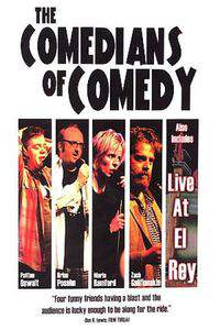 The Comedians of Comedy main cover