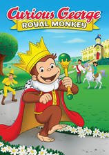Curious George: Royal Monkey movie cover