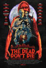 The Dead Don't Die movie cover