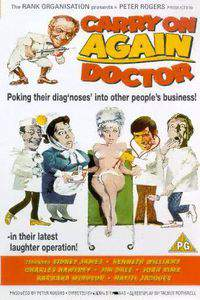 Carry on Again Doctor main cover