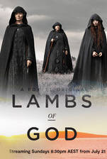 Lambs of God movie cover