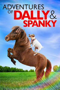 Adventures of Dally & Spanky main cover