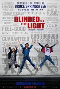 Blinded by the Light main cover