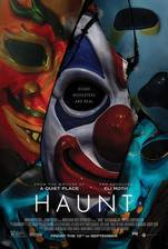 Haunt movie cover