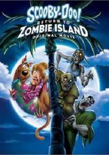 Scooby-Doo: Return to Zombie Island movie cover