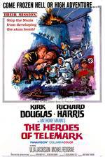 the_heroes_of_telemark movie cover
