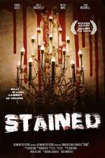 stained movie cover