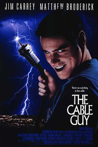 The Cable Guy main cover