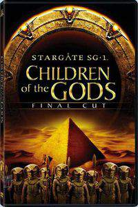 Stargate SG-1: Children of the Gods - Final Cut main cover