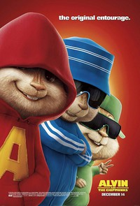 Alvin and the Chipmunks main cover