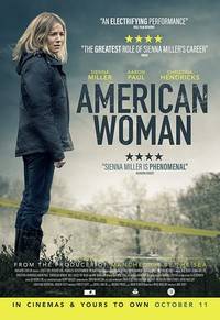 American Woman main cover