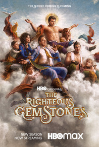 The Righteous Gemstones movie cover