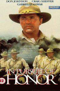 In Pursuit of Honor main cover