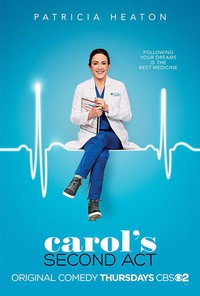 Carol's Second Act movie cover