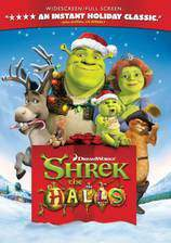 shrek_the_halls movie cover