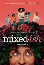 mixed_ish movie cover