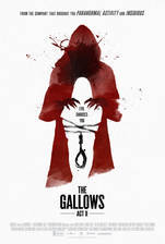 The Gallows Act II movie cover