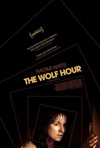The Wolf Hour main cover