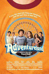 Adventureland main cover