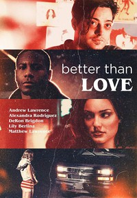 Better Than Love main cover