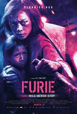 Furie movie cover