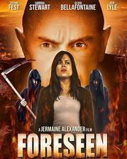 foreseen movie cover