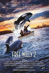 Free Willy 2: The Adventure Home main cover