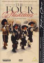 the_four_musketeers movie cover