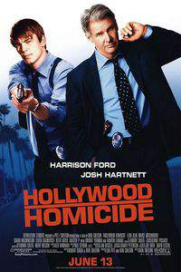 Hollywood Homicide main cover