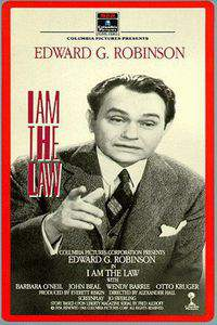 I Am the Law main cover